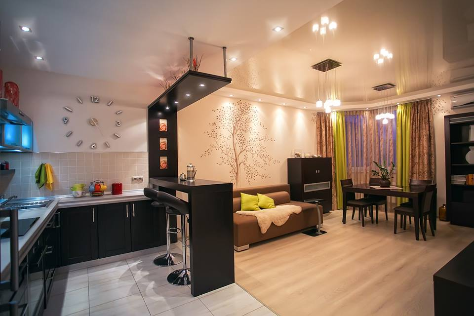45 Cool and Cozy Studio Apartment Design Ideas for the ...