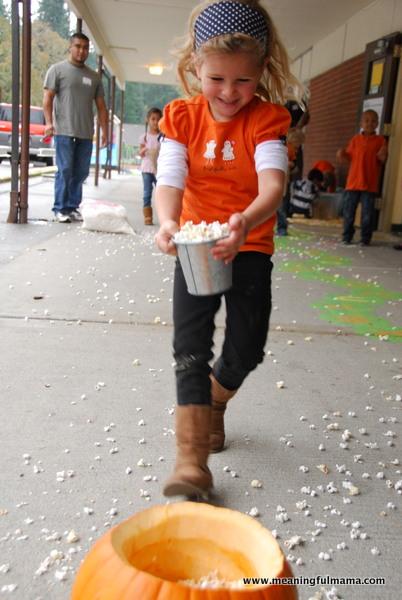 Popcorn Race