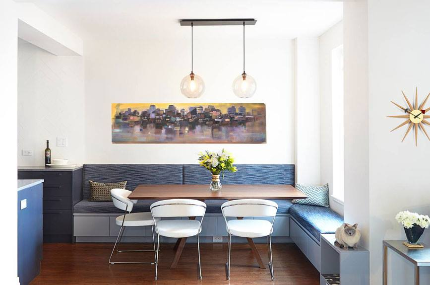 50 Awesome Breakfast Nook Ideas To