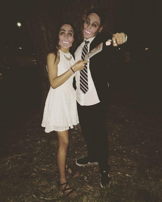 60 Unique Halloween Couple Costumes Ideas That Amaze