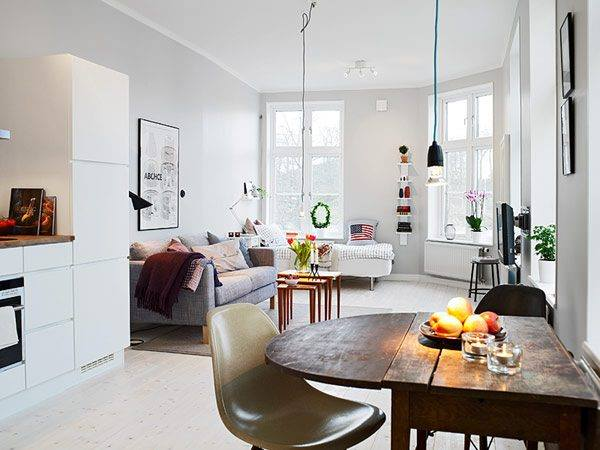 45 Cool and Cozy Studio Apartment Design Ideas for the Inhabitants ...