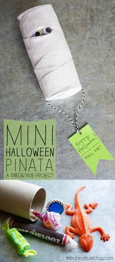 37 Unique And Cute Diy Halloween Crafts For Kids To Steal The Show