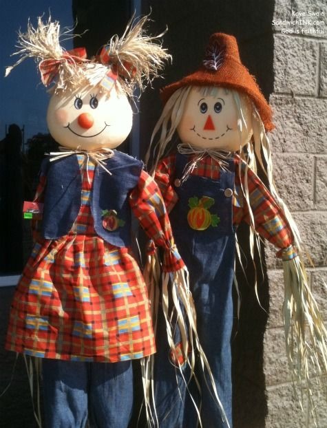 35 Unique DIY Scarecrow Ideas For Kids To Make This