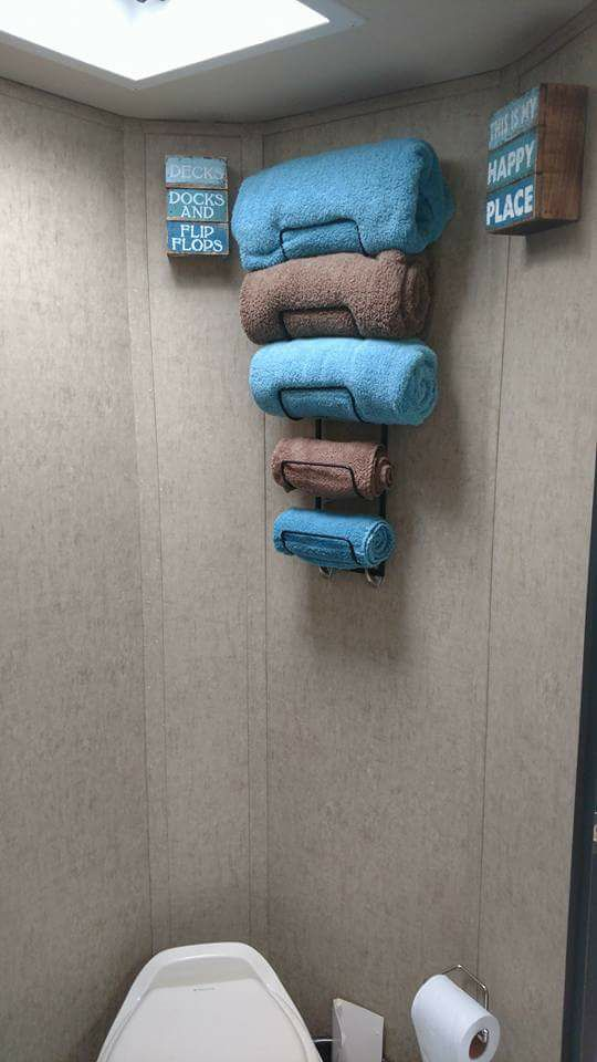 38 Never Seen Toilet Storage Ideas For Extra Space That