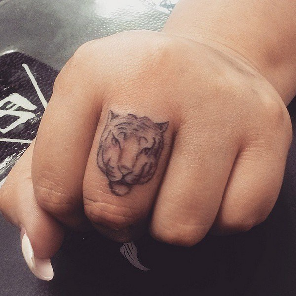 30 Positive Tattoo Ideas For Women That Are Very: 40 Decorative Small Animal Tattoo Ideas For The Animals