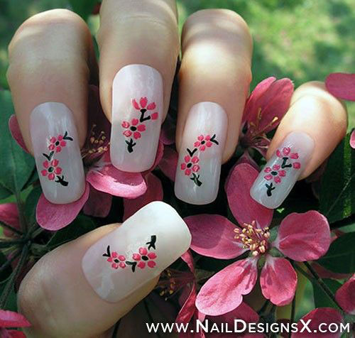 50 trendy acrylic nails art design that are simply loved by acrylic nail design ideas acrylic nail designs prinsesfo Image collections