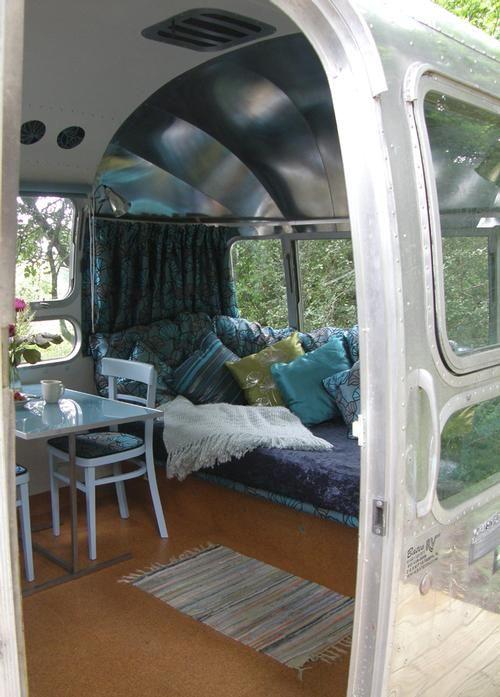 Able And Baker Design The Airstream Gorgeous Airstream Interior Design  Ideas ...