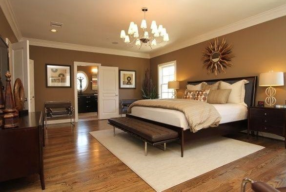 astounding bedroom wall interior design | 45 Master Bedroom Design Ideas That Range From the Modern ...