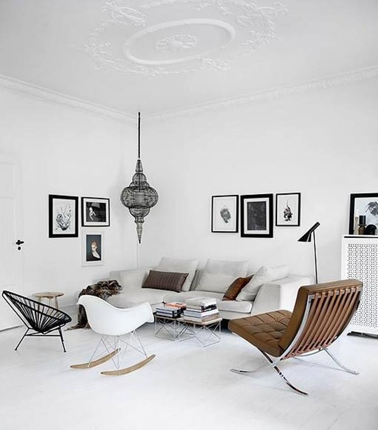 50 Modern Nordic Living Room Design Ideas