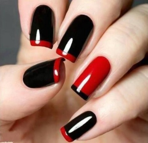 50 Trendy Acrylic Nails Art Design That Are Simply Loved By