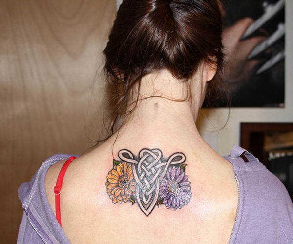 50 Amazing Celtic Tattoo Ideas That Will Make Your Presence