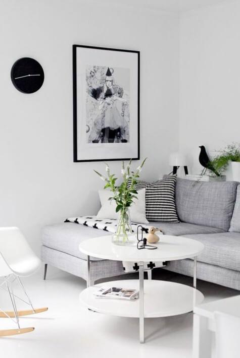 50 Modern Nordic Living Room Design Ideas