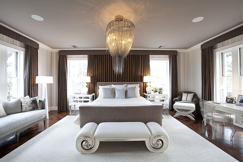 45 Attractive Master Bedroom Design Ideas That Range From The Modern ...