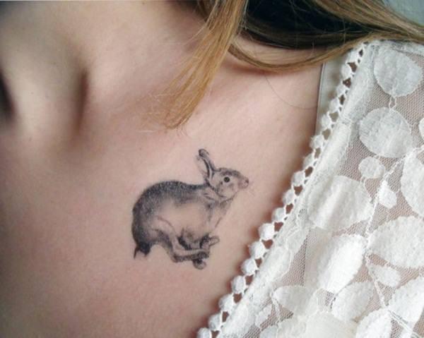 40 Decorative Small Animal Tattoo Ideas For The Animals