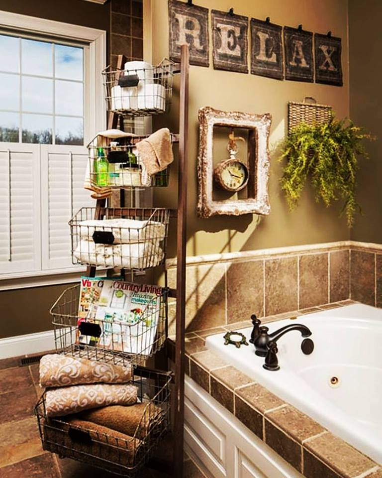 45 Alluring Bohemian Bathroom Designs That Make The Space Unique In Itself