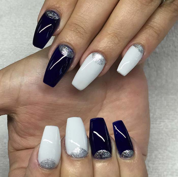 50 Trendy Acrylic Nails Art Design That Are Simply Loved