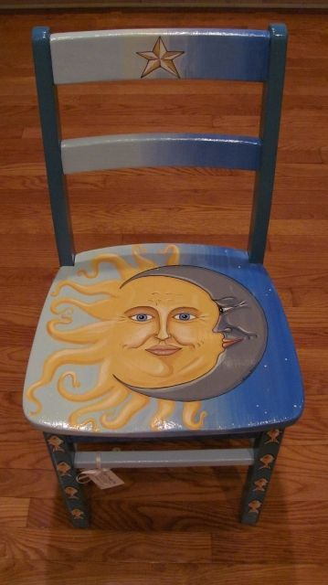 ... Whimsical Painted Furniture