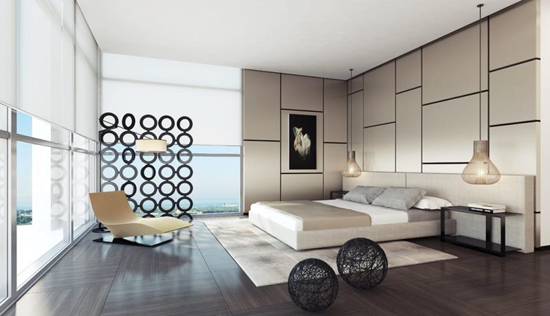 45+ Smart and Minimalist Modern Master Bedroom Design Ideas That ...