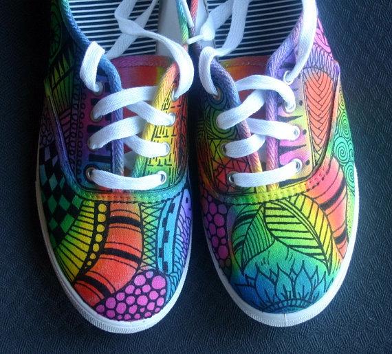 35 Amazing DIY Shoe Decorating Ideas To Get A Unique ...