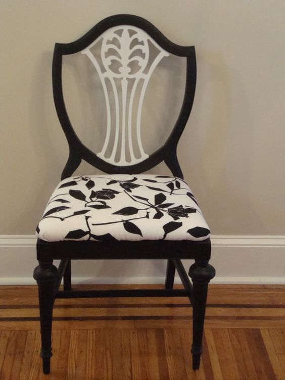 Refurbished Wooden Chairs