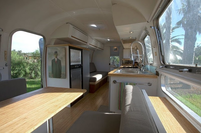 Airstream Interiors Modern