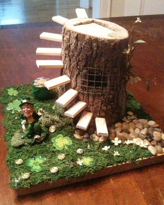 25 Cool DIY Leprechaun Trap Ideas For Your Children To