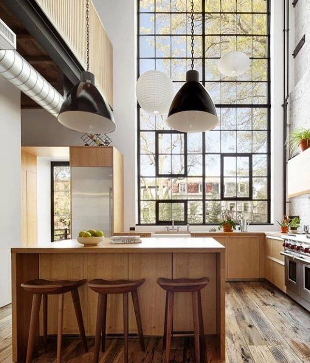 Loft Kitchen Design Ideas Provide Us With A Good Appearance As Well As With  Convenience. Browse Through The Ideas From Our Gallery Below.