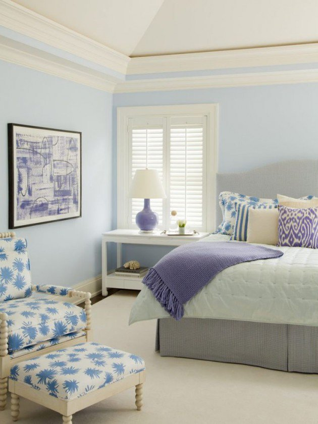 45 Amazing Pastel Bedroom Design Ideas For Sophistication