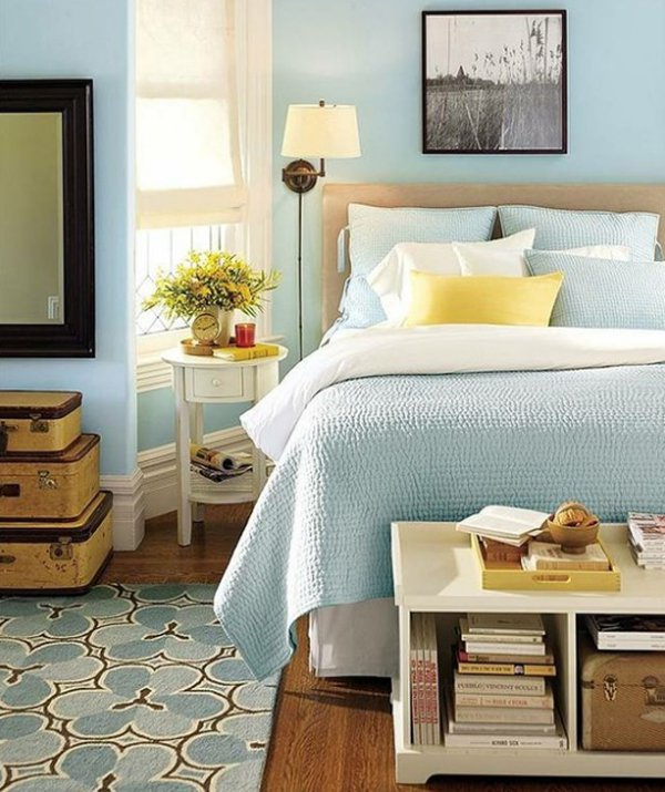 45 Amazing Pastel Bedroom Design Ideas for Sophistication ...
