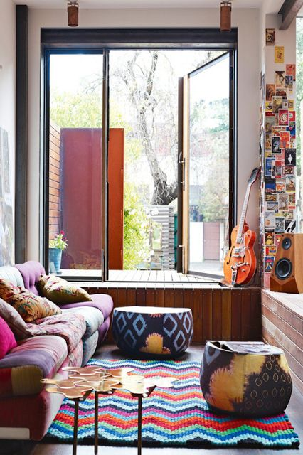 45 Easy Breezy Bohemian Living Room Designs To Ape This Season