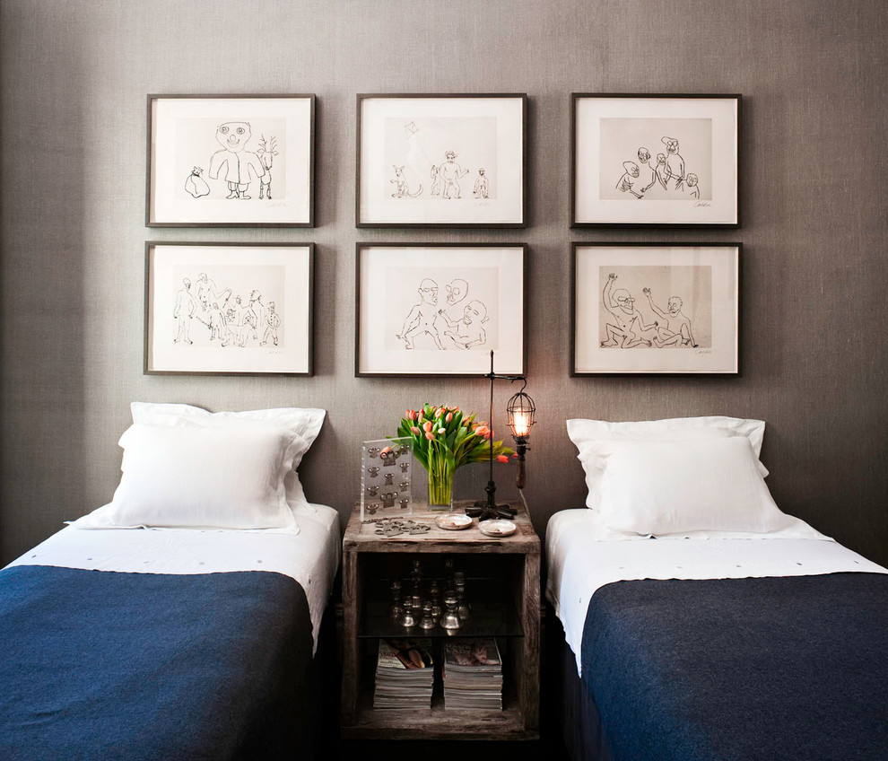 ideas Guest bedroom Install mirrors to