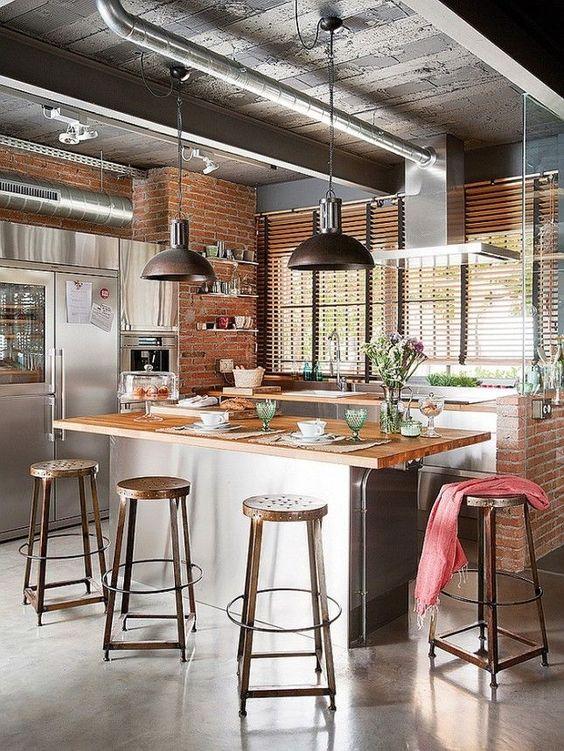 ... Designs Small Loft Kitchen Ideas ...