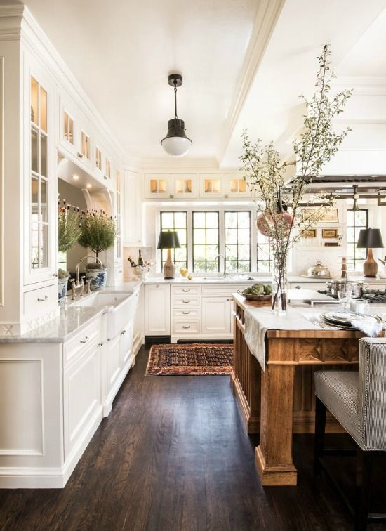 55 Stunning Woodland Inspired Kitchen Themes To Give Your Kitchen A Totally New Look