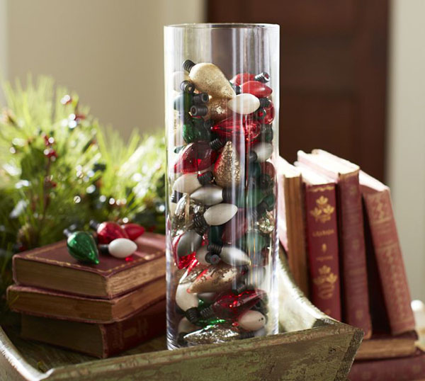 Delightful ... Indoor Christmas Decorating Ideas For Your Home Or Office. A Colorful  Bunch ...