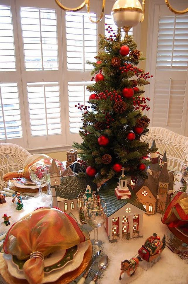 beautiful christmas tree decorations ideas