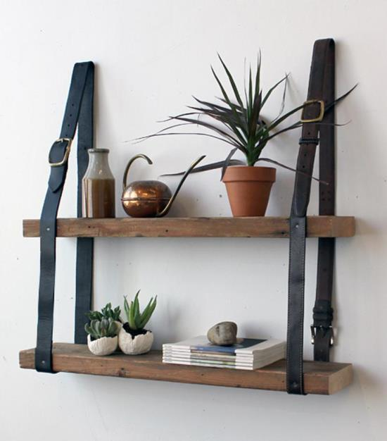 30 Awesome Wall Shelves Design Ideas