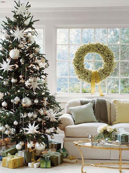 40+ Beautiful Christmas Tree Decoration Ideas