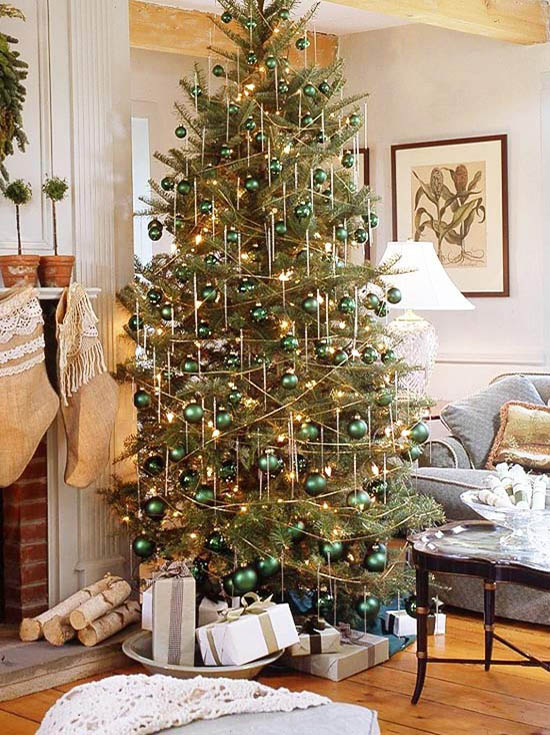 christmas tree decorating ideas 2017
