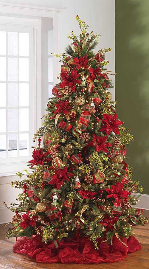 40 Beautiful Christmas Tree Decoration Ideas