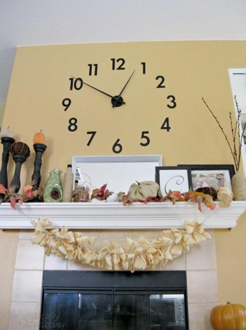 25 Creative Fall Mantel D 233 Cor Ideas To Make Your Home