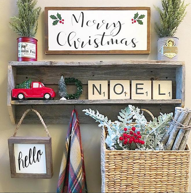 20 Best Christmas Interior Decorating Ideas