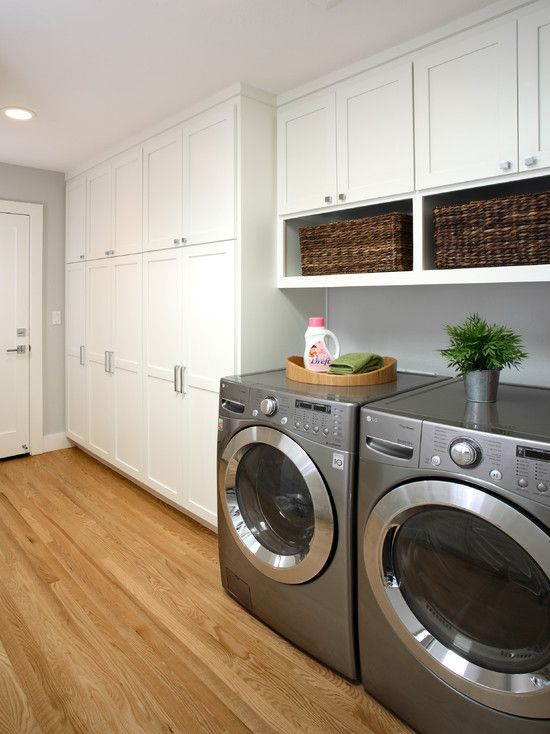 40 Creative And Well Sorted Laundry Ideas And Designs