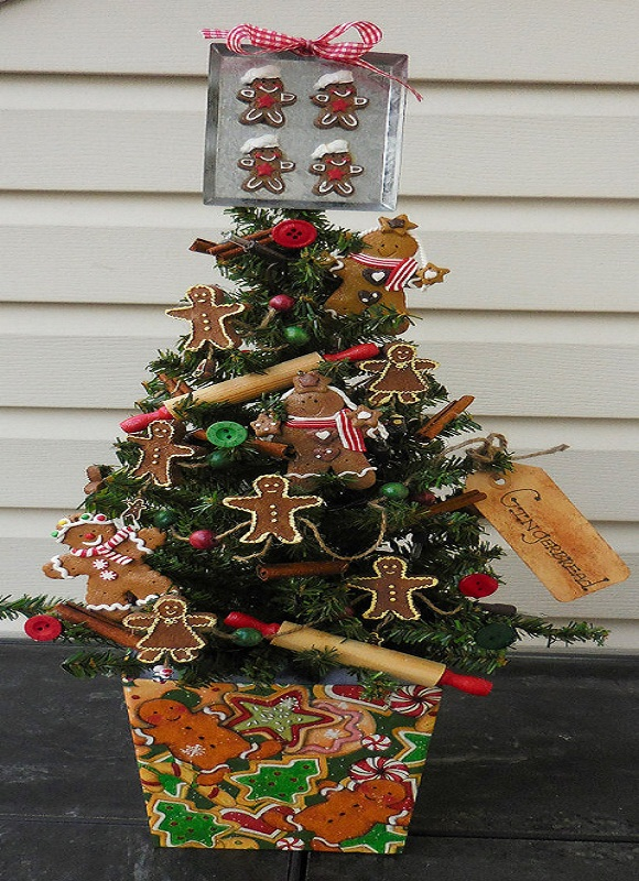Christmas Tree Miniature