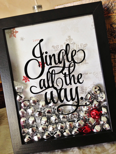40 easy diy christmas decorations ideas jingle all the way by kerri bradford solutioingenieria Image collections