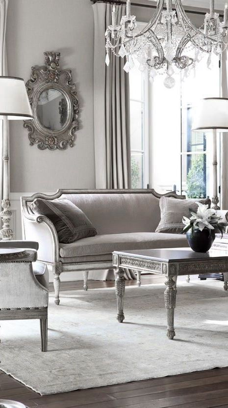 Neoclassical Style Interiors To Make You Swoon NEUTRAL HOME DECOR ...