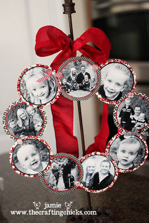 55 best diy christmas decorations ideas photo wreath solutioingenieria Image collections