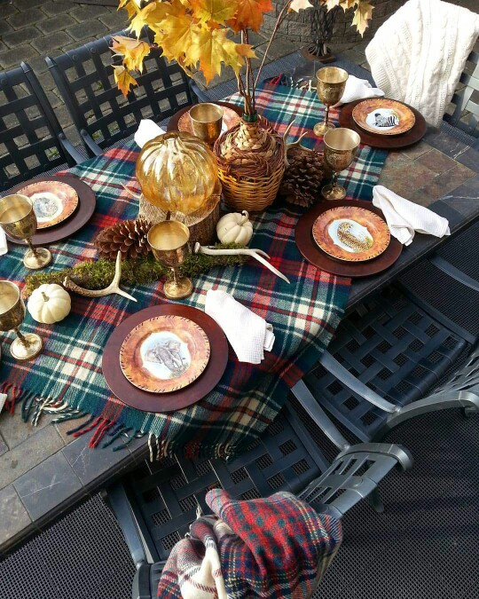 30 Fall Porch Decorating Ideas Top 10 Pro Decorating Tips: 25 Easy Fall Table Decorating Ideas For A Cheerful Dinner