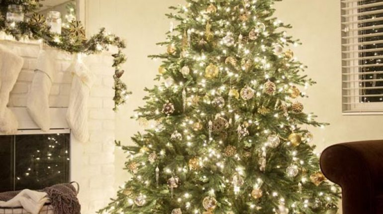 45 Inspiring Christmas Tree Decorating Ideas