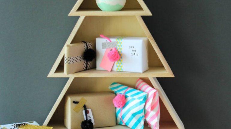 Shelf Christmas Tree