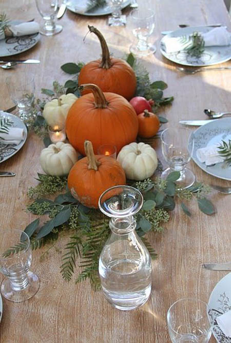 35 Best Thanksgiving Table Decorations Amp Place Settings